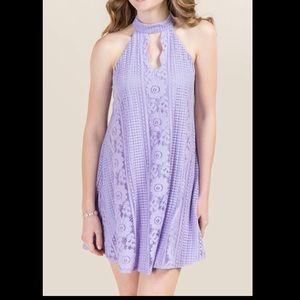 Lace Francesca's dress